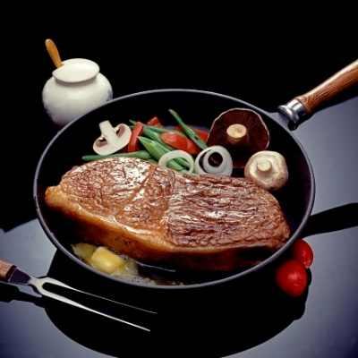 Leckeres Stück Fleisch
